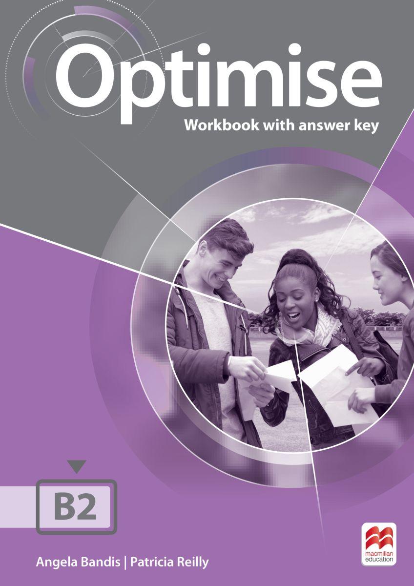 Optimise B2: Workbook with key ready for cae workbook with key
