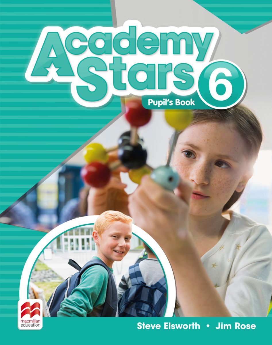 Academy Stars: Level 6: Pupil's Book Pack tiger time level 1 student book ebook pack