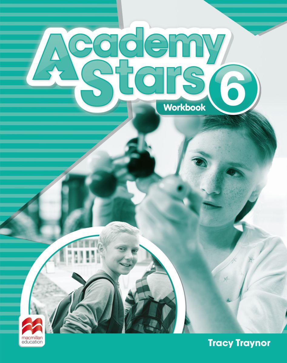 Academy Stars Level 6: Workbook academy stars 1 workbook