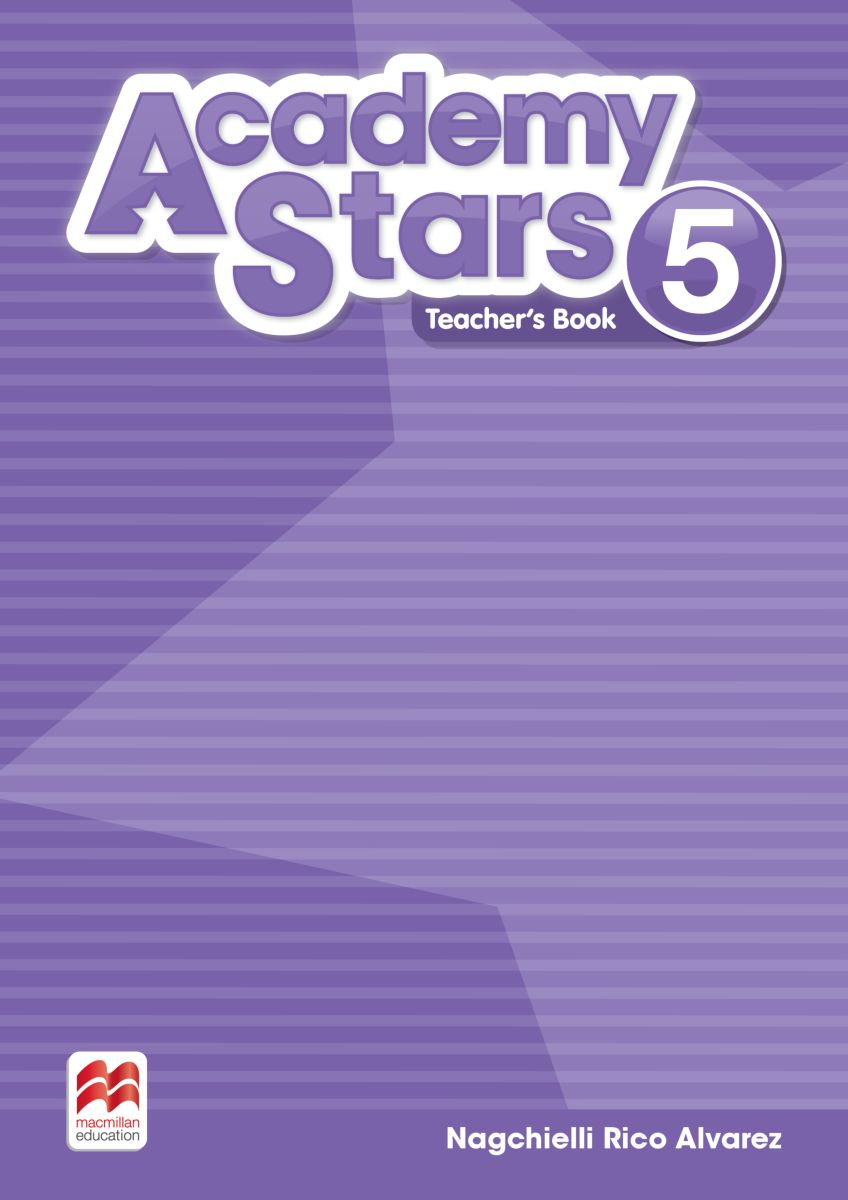 Academy Stars Level 5: Teacher's Book Pack big book of stars