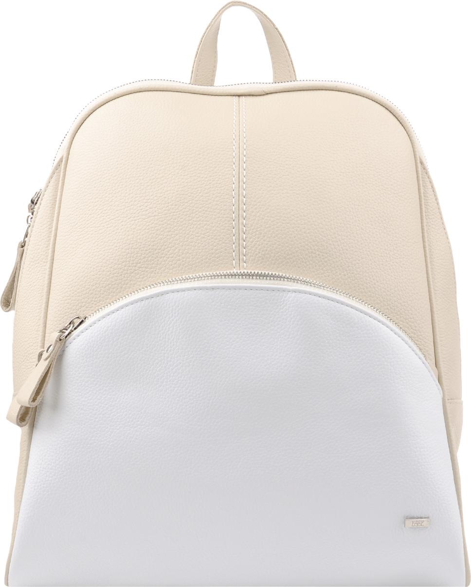 Рюкзак женский Esse Бритни, цвет: молочный, белый. GBRY5U-00ML13-FC842O-K101 cambridge english 8 flyers student s book