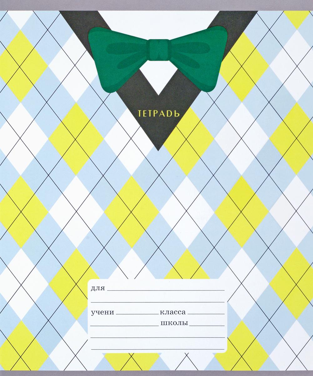Unnika Land Тетрадь Прилежный ученик 12 листов в линейку цвет зеленый салатовый кпк тетрадь 12 листов в косую линейку цвет зеленый 777968