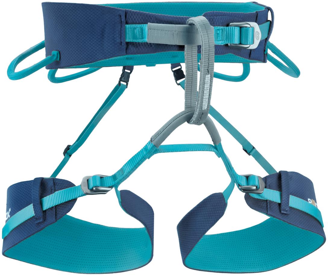 Обвязка спортивная Rock Empire 3B Slight Man, цвет: голубой. Размер XS