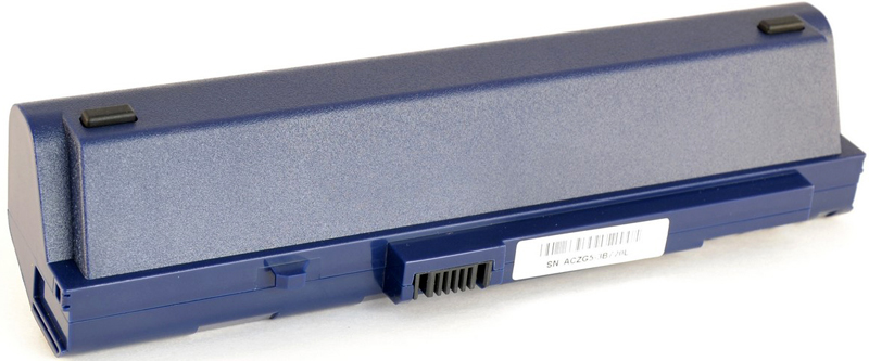 Pitatel BT-046HHBL аккумулятор для ноутбуков Acer Aspire One A110/A150/A250/D150/D250 аккумулятор для ноутбука acer aspire one a110 a150 emachines 250 zg5 series 11 1v 6600mah 73wh усиленный um08a31 um08b74
