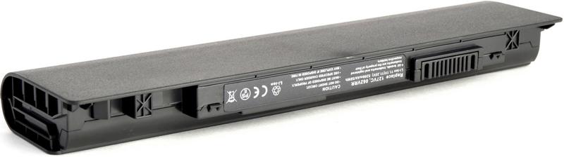 Pitatel BT-279 аккумулятор для ноутбуков Dell Inspiron 14z/1470/15z/1570 pitatel bt 1218 аккумулятор для ноутбуков dell vostro 5460 5470 5560 5570