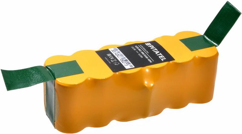 Pitatel VCB-002-IRB.R500-25M аккумулятор для пылесоса pitatel vcb 002 irb r500 33m аккумулятор для пылесоса