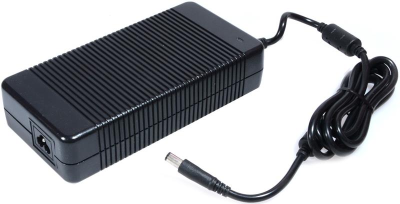 Pitatel AD-197 блок питания для ноутбуков HP Compaq (19.5V 11.8A) блок питания 4parts lac hp03 hp 18 5v 6 5a 7 4x5 0mm 120w