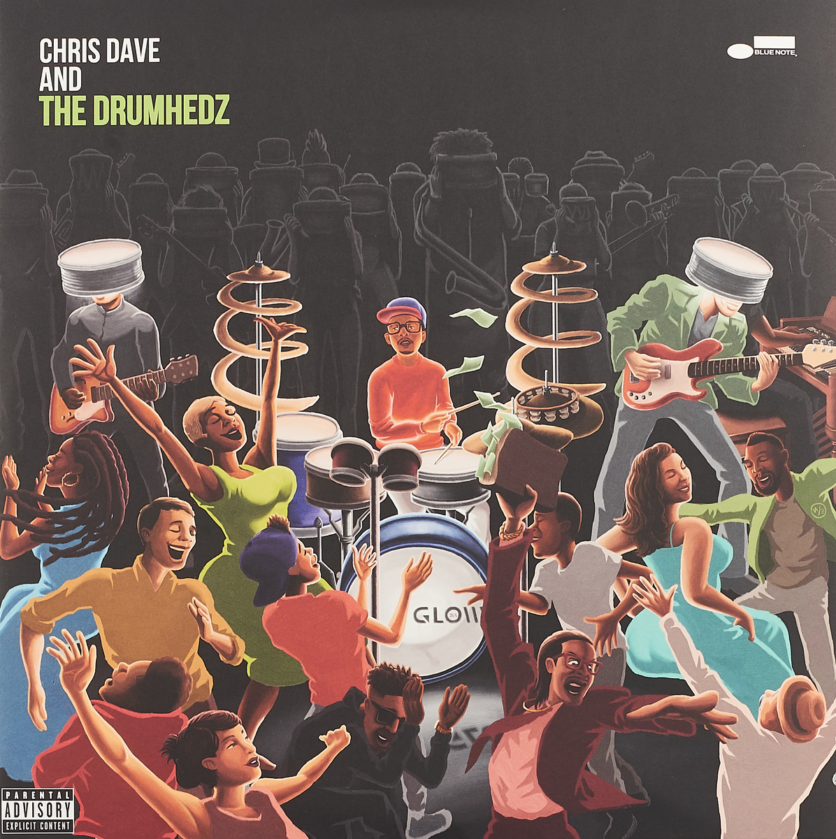 Chris Dave.Chris Dave And The Drumhedz (2 LP)