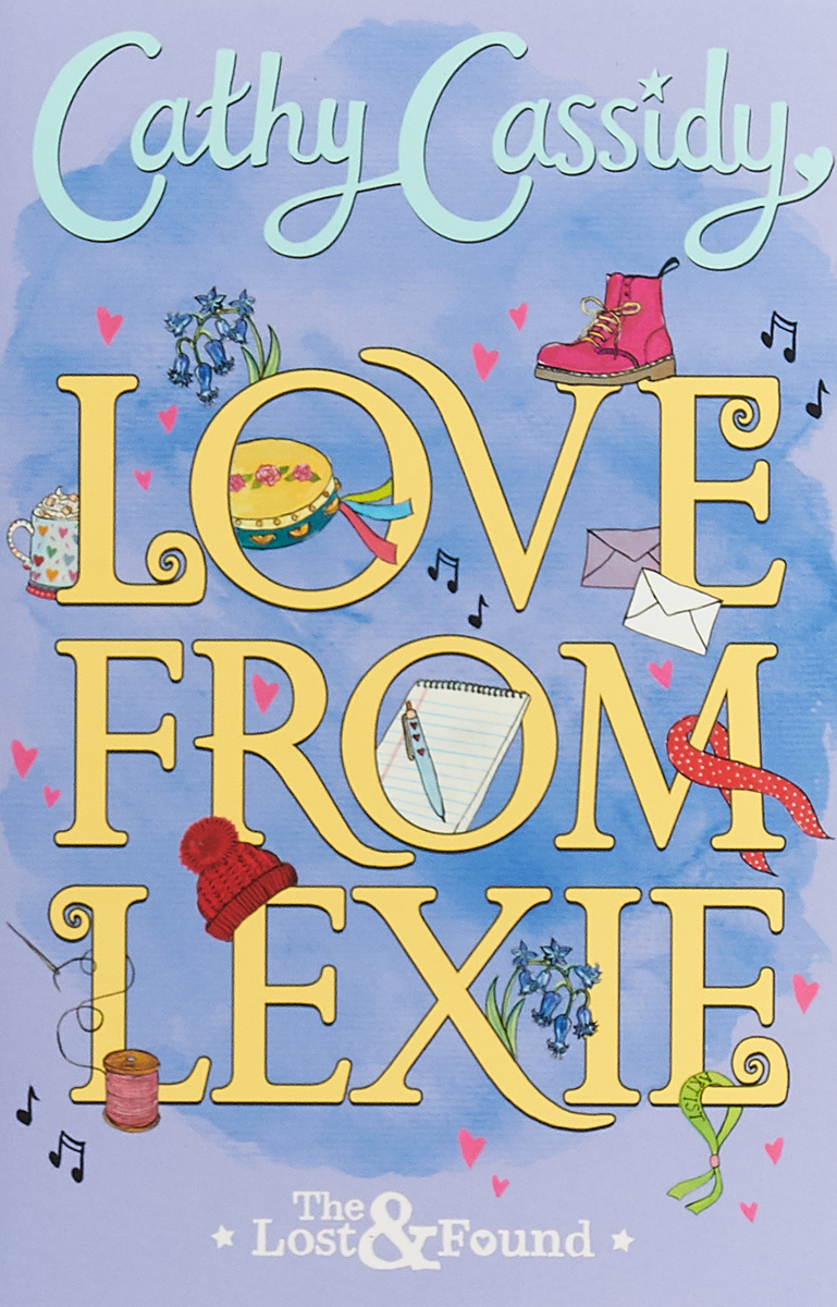 Love from Lexie: The Lost and Found lost and found what s that sound