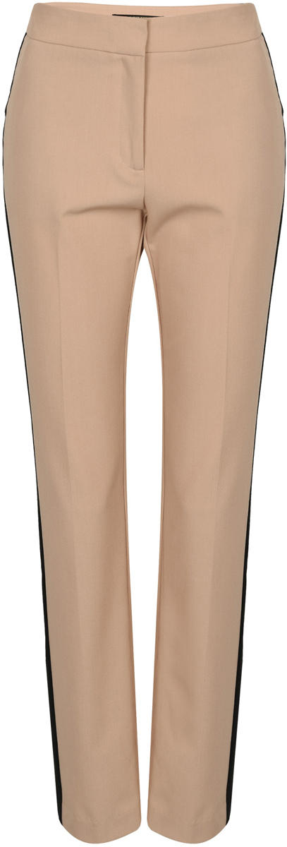Брюки женские Love Republic, цвет: бежевый. 8254401702_62. Размер 44 брюки для дома женские love republic цвет бежевый 818063210 62 размер xs 40 42