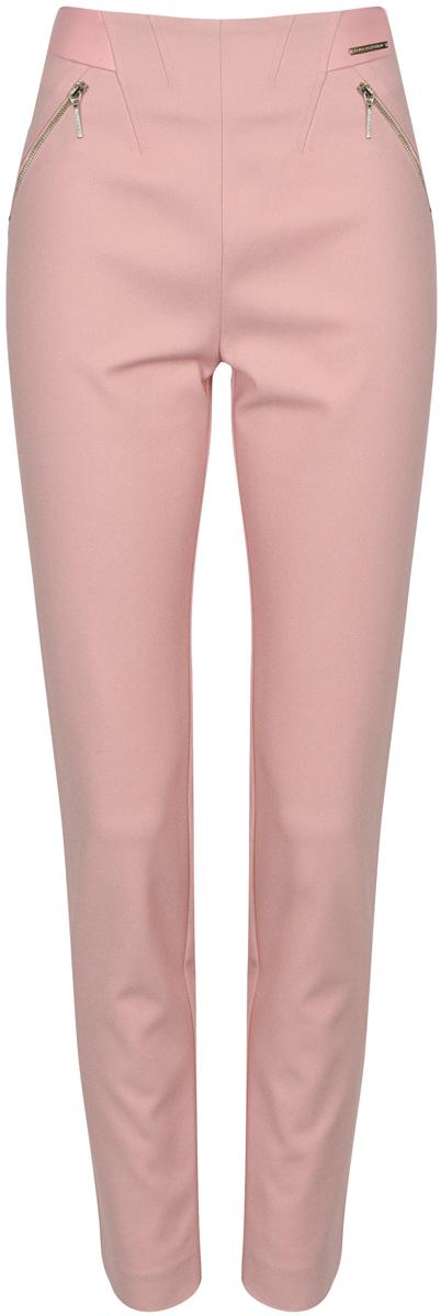 Брюки женские Love Republic, цвет: светло-розовый. 8254105705_97. Размер 46 брюки для дома женские love republic цвет бежевый 818063210 62 размер xs 40 42
