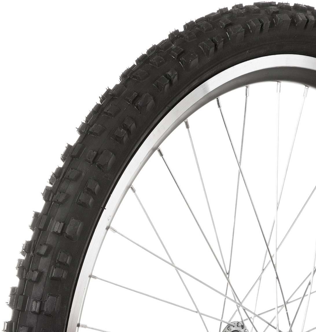 Покрышка велосипедная высокая Kenda Kinetics, 24 х 2,10. 5-527476 (54-507) K887