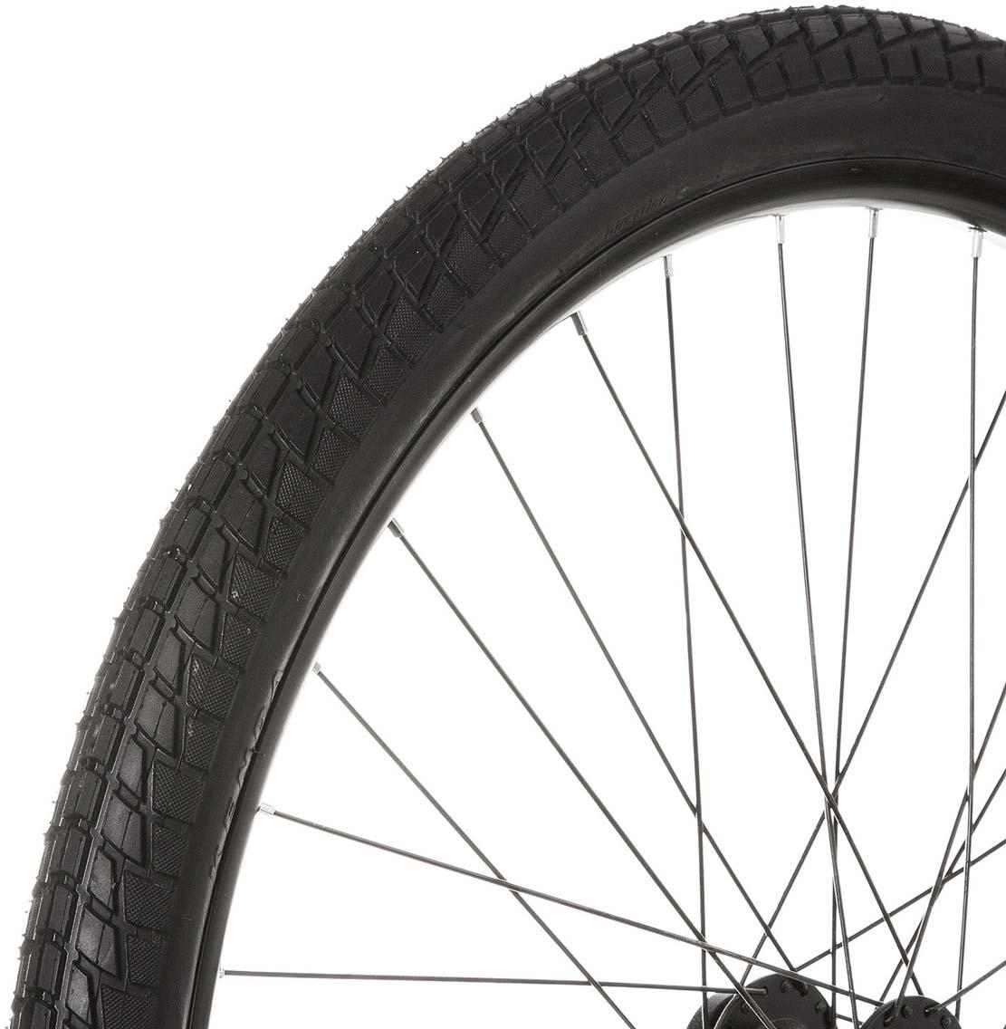 Покрышка велосипедная низкая Kenda Komfort 30TPI, 27.5 х 1.95. 5-523953 (48-584) K841A
