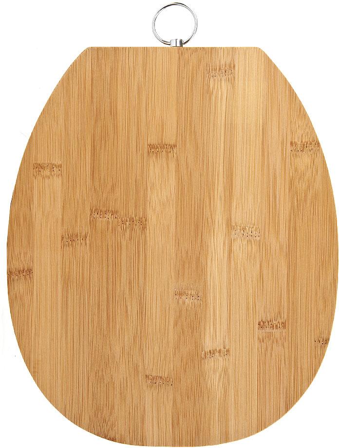 Доска разделочная Best Home Kitchen ЭКО-коллекция, бамбуковая, 29 х 24 х 1 см доска разделочная bravo с силиконовой вставкой цвет коричневый бежевый 33 х 24 х 1 2 см