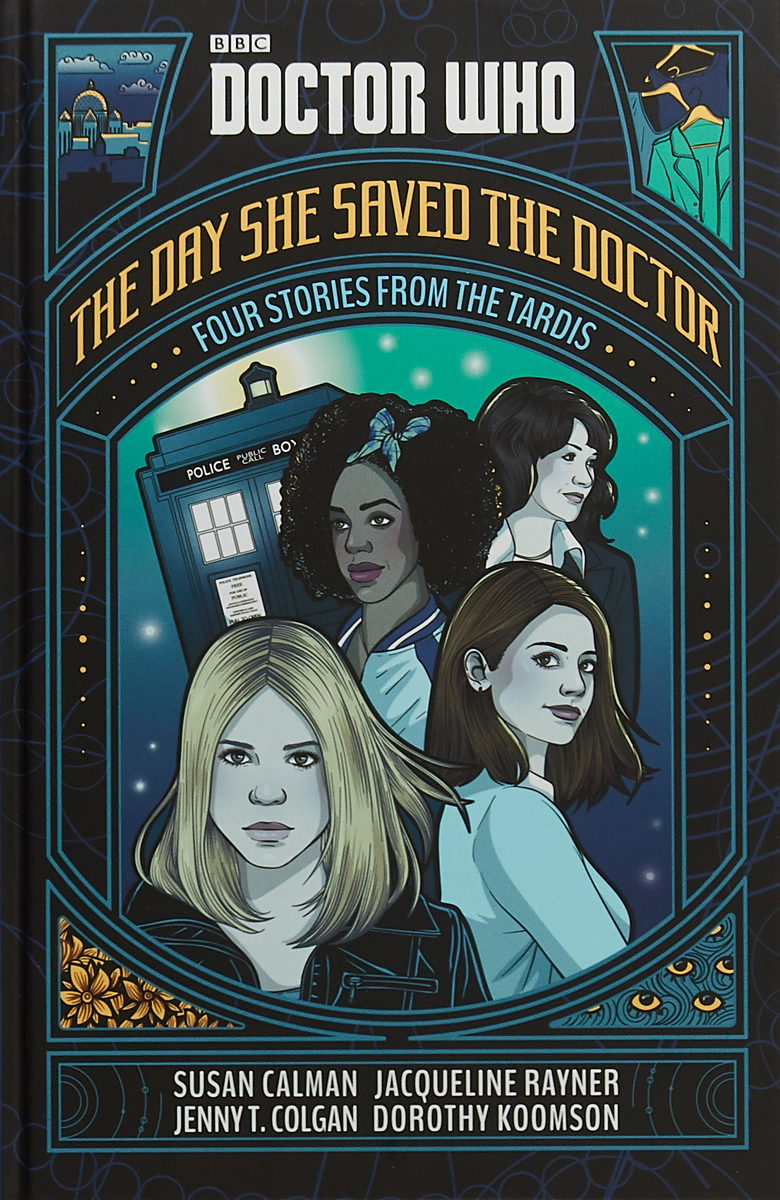 Doctor Who: The Day She Saved the Doctor футболка print bar adventures of doctor