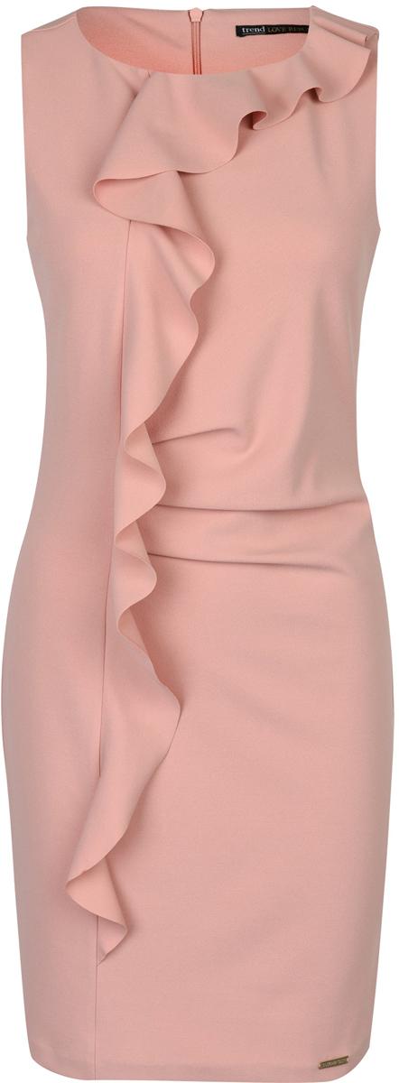 Платье Love Republic, цвет: розовый. 8254055530_92. Размер 42 платье love republic love republic lo022ewxsm74