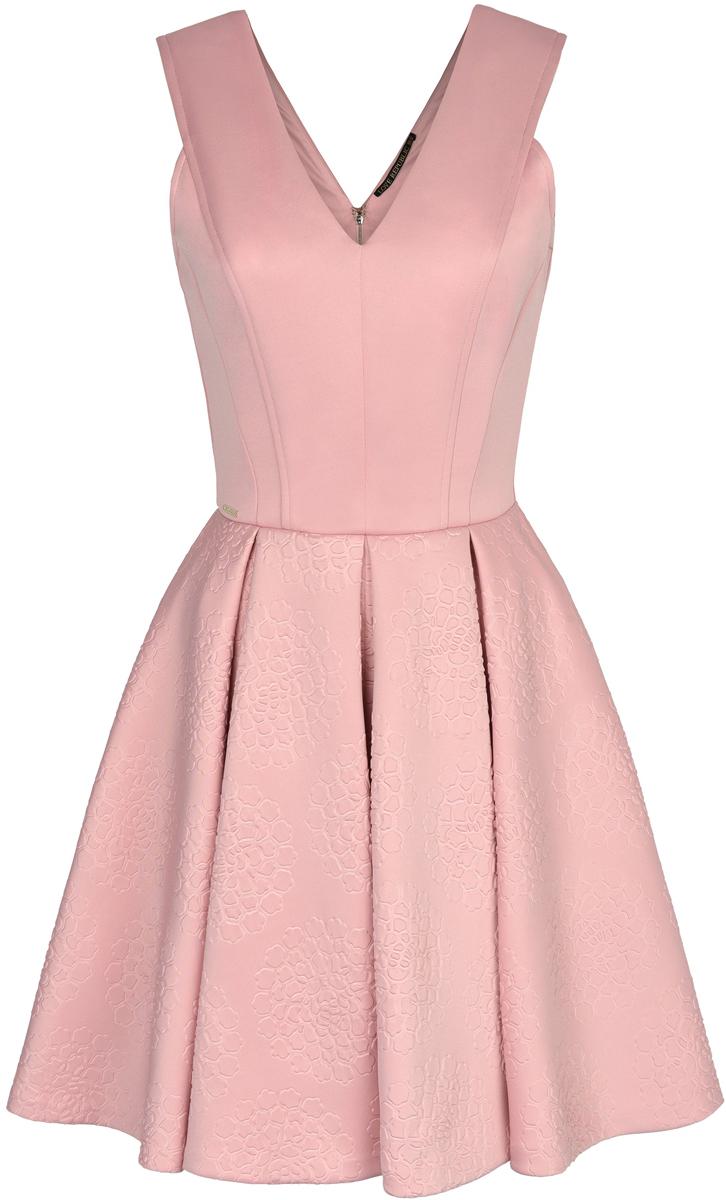 Платье Love Republic, цвет: розовый. 8254103523_90. Размер 44 брюки love republic love republic lo022ewutb83