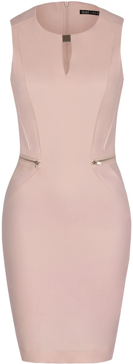 Купить Платье Love Republic, цвет: розовый. 8254131510_92. Размер 42