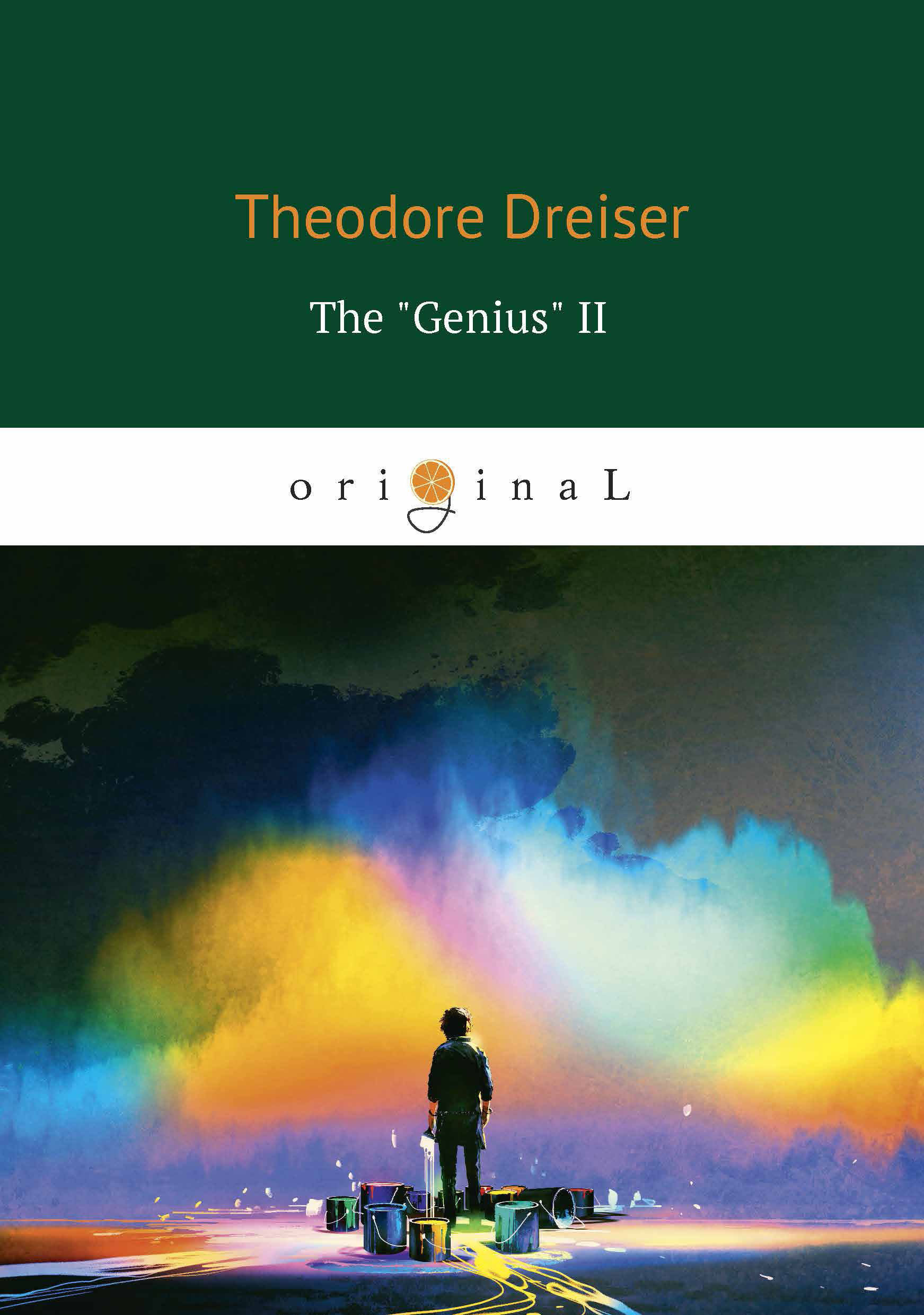 Dreiser T. The Genius II marriage of the greens
