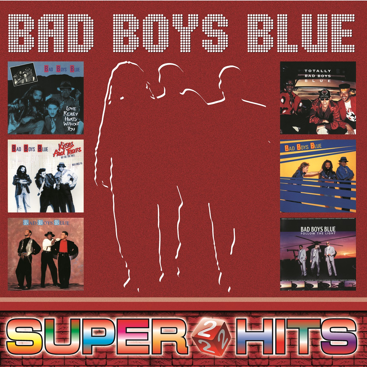 Bad Boys Blue. Super Hits Volume 2 (LP)