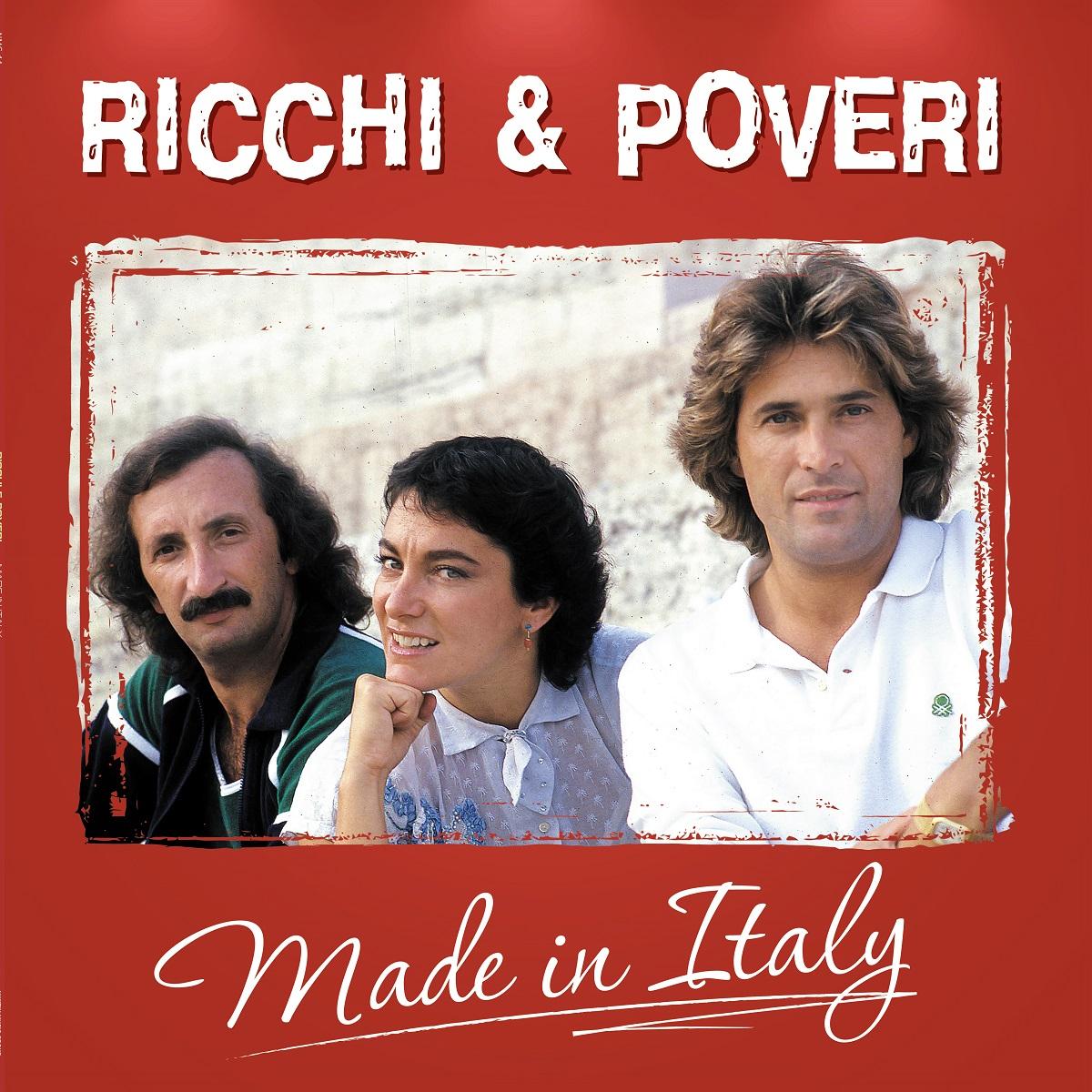 Ricchi E Poveri Ricchi & Poveri. Made In Italy (LP)
