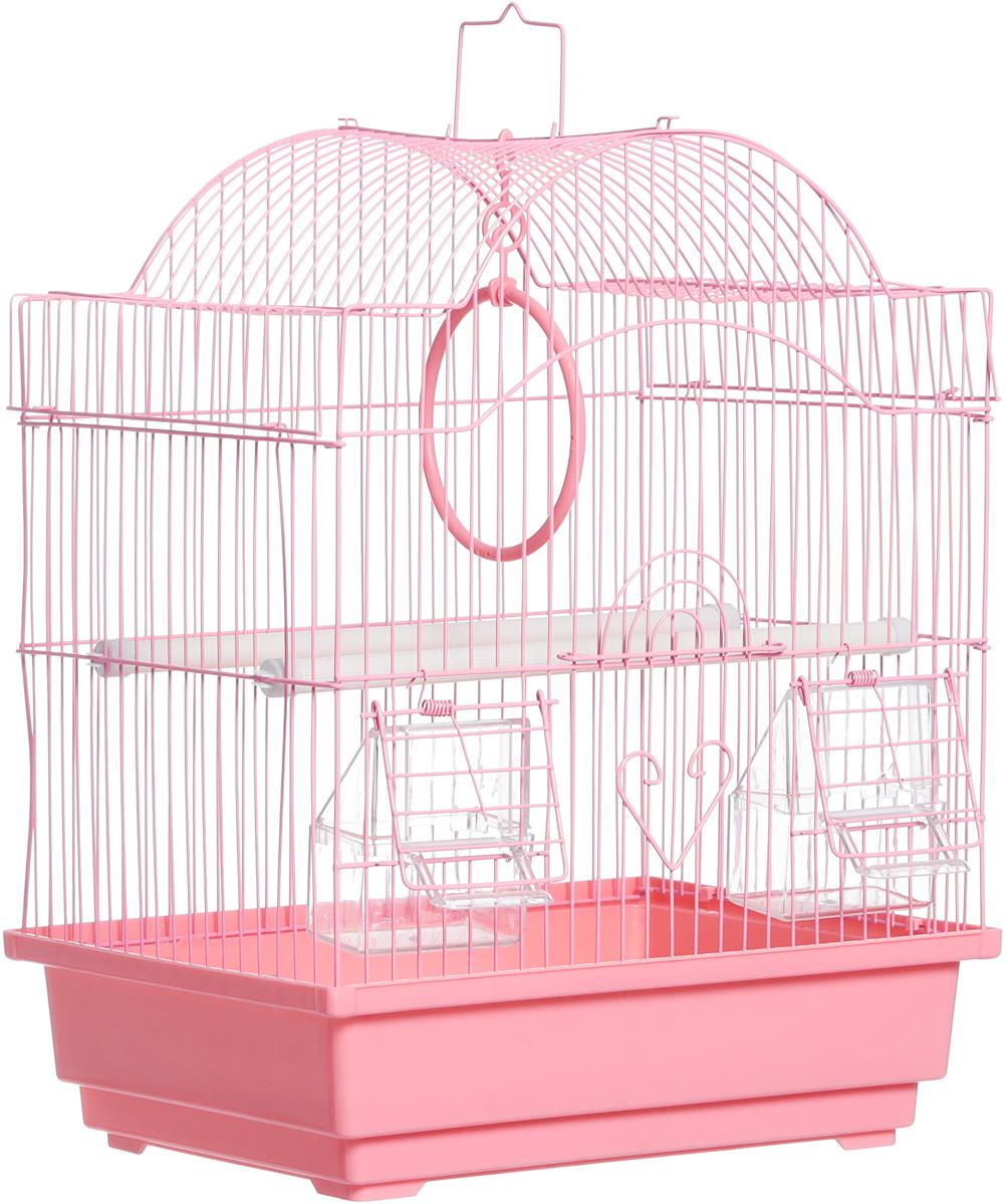 Клетка для птиц фигурная