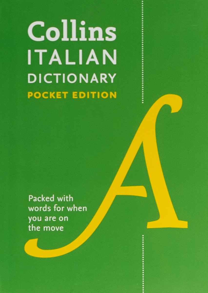 Collins Italian Dictionary: Pocket Edition collins essential chinese dictionary