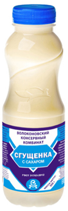 Славянка Сгущенка, 350 г