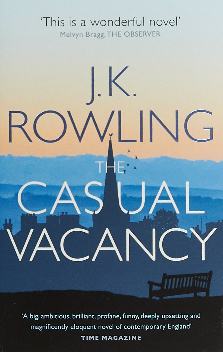 The Casual Vacancy tom mcnichol ac dc the savage tale of the first standards war