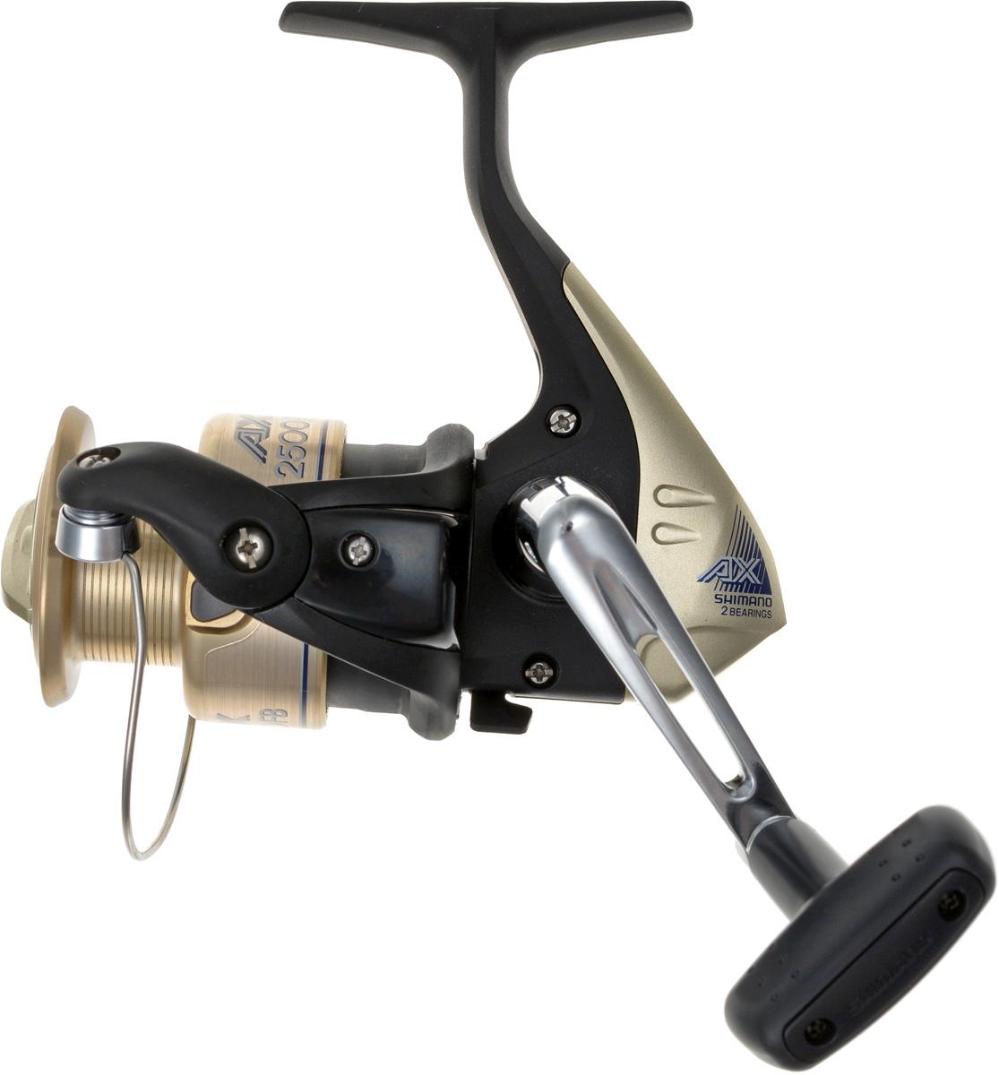 Катушка рыболовная Shimano. AX2500FBGR