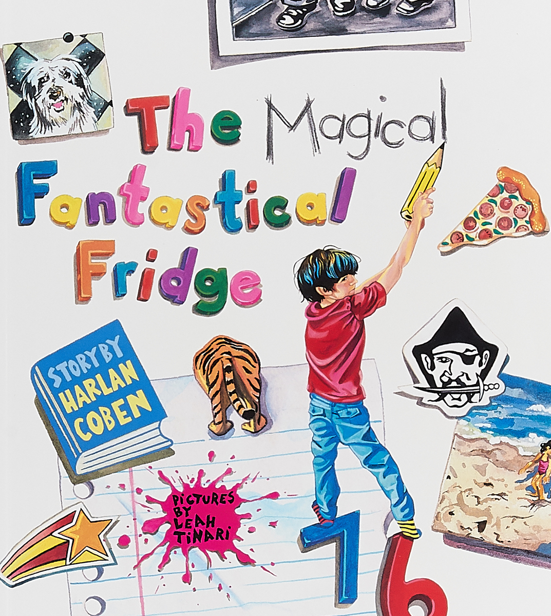The Magical Fantastical Fridge michael burchell no excuses how you can turn any workplace into a great one