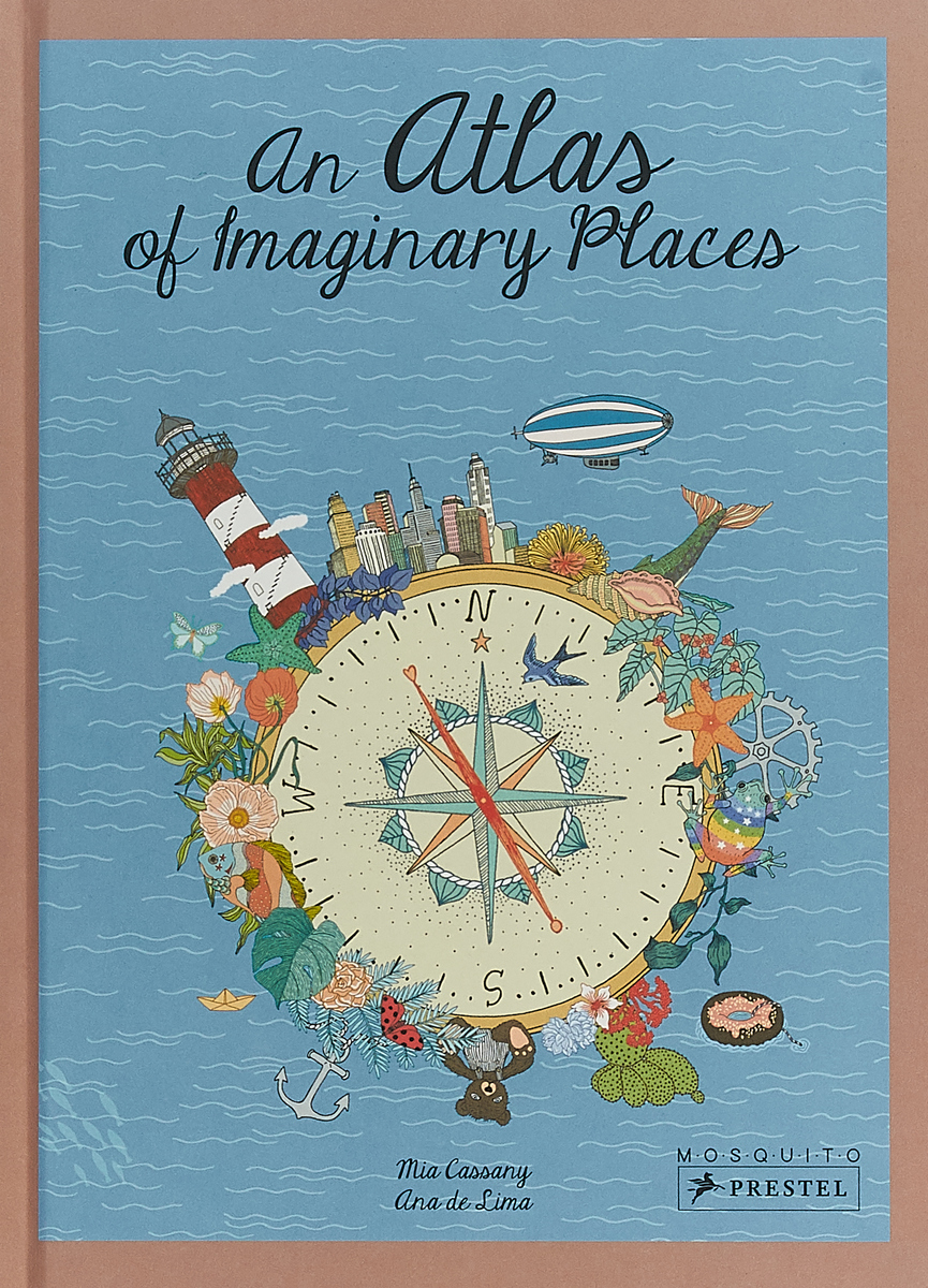Atlas of Imaginary Places nameless