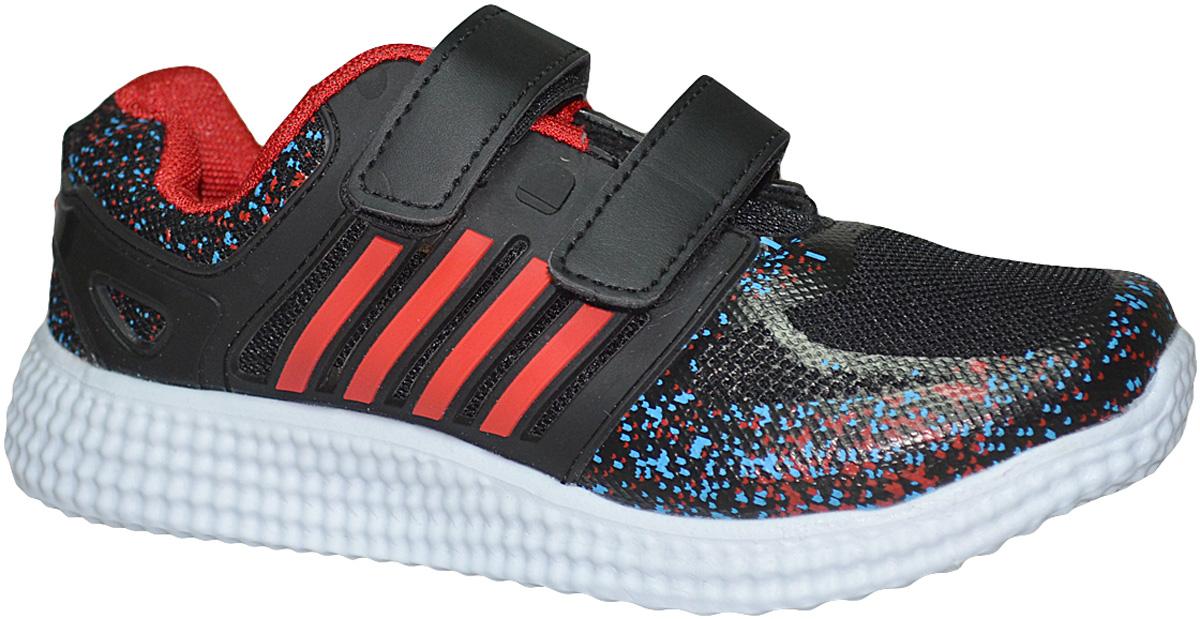 Кроссовки для девочки Мифер, цвет: черный. 7709A-M. Размер 36 кроссовки для девочки мифер цвет розовый 5231 h размер 32