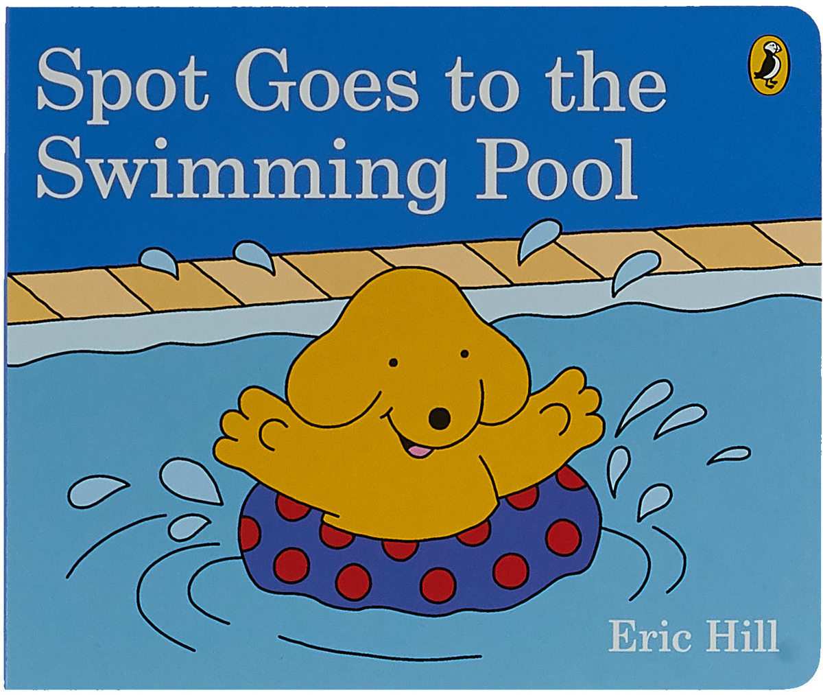 Spot Goes to the Swimming Pool 1001 bugs to spot