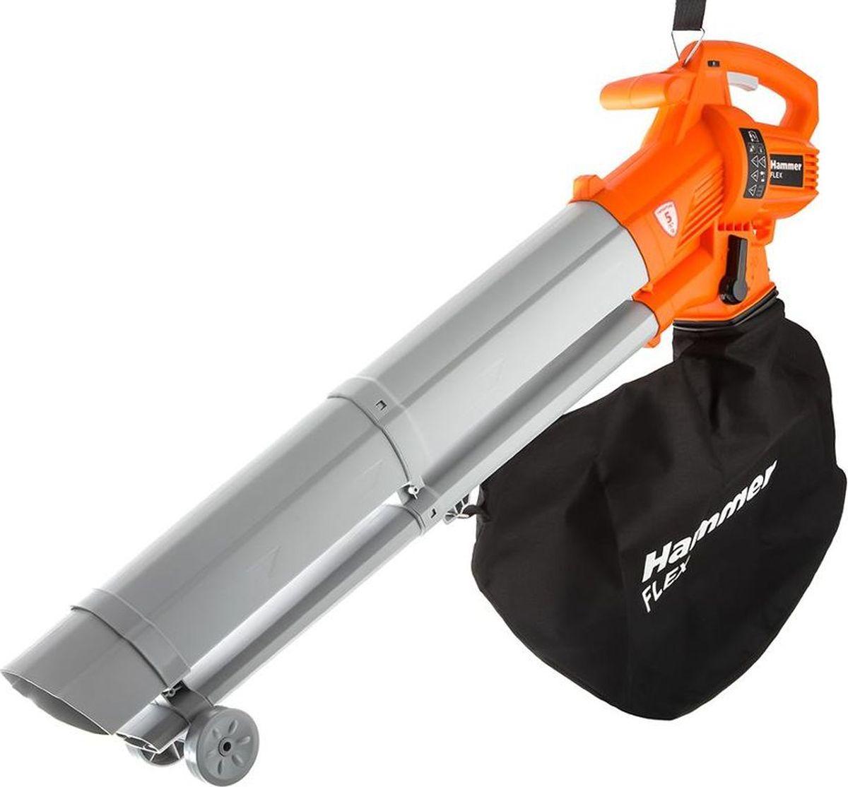 Воздуходувка Hammer Flex VZD2000, электрическая adriatica часы adriatica 1105 51b3qf коллекция gents