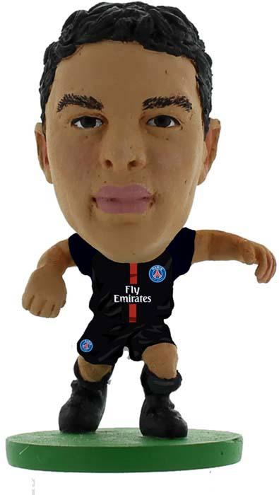Zakazat.ru: SoccerStarz Фигурка футболиста Paris St Germain Thiago Silva Home V-2017