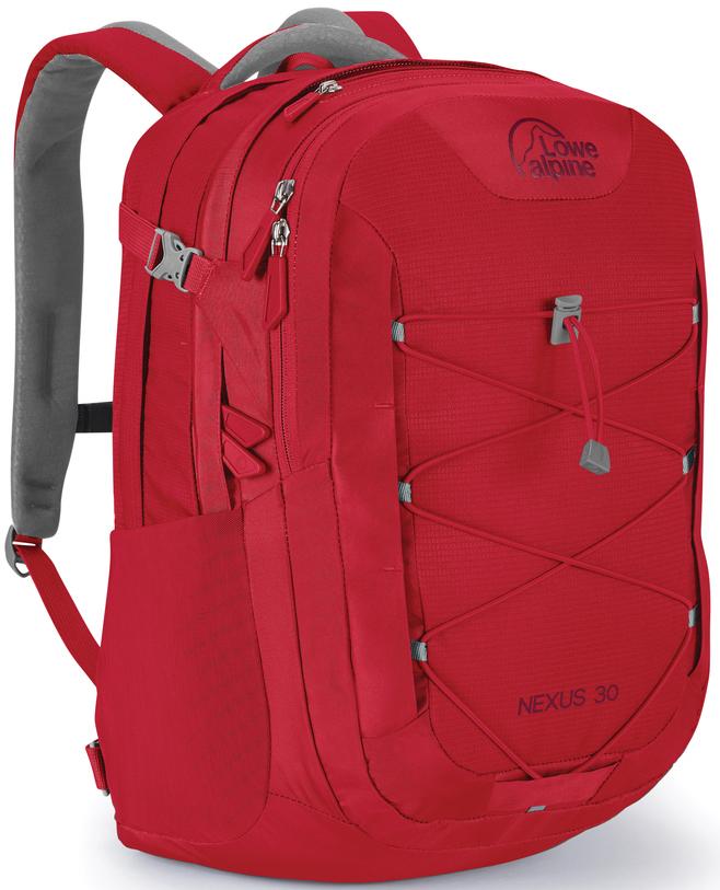 Рюкзак городской Lowe Alpine Nexus 30, цвет: красный, 30 л рюкзак городской husky mesty цвет черный 30 л