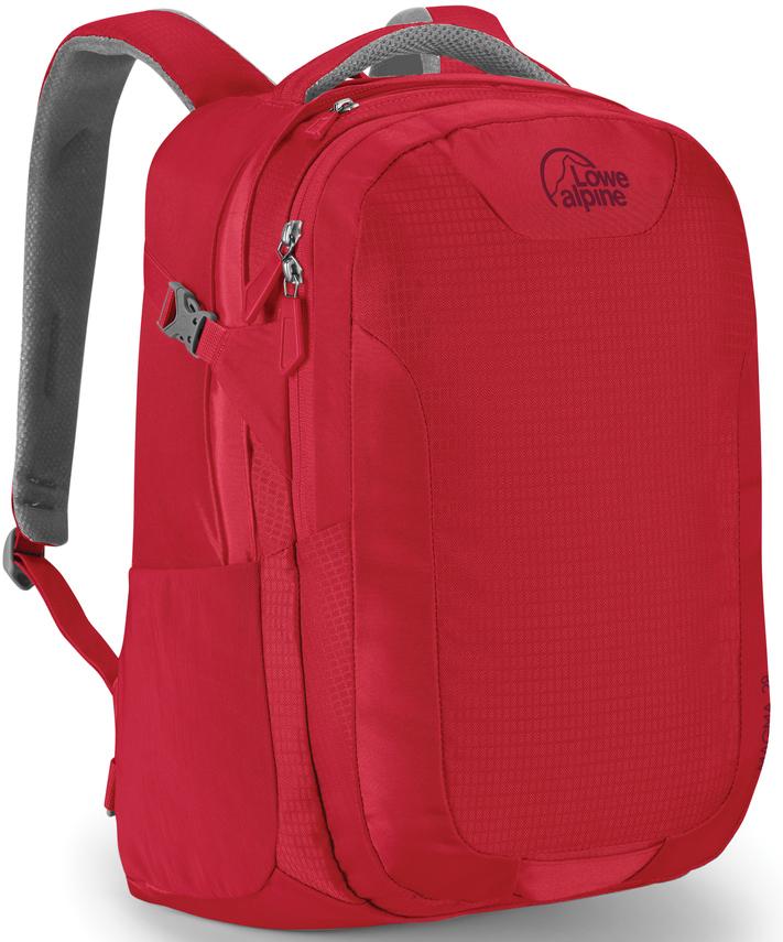 Рюкзак городской Lowe Alpine Magma 28, цвет: красный, 28 л рюкзак magma digi control backpack xxl