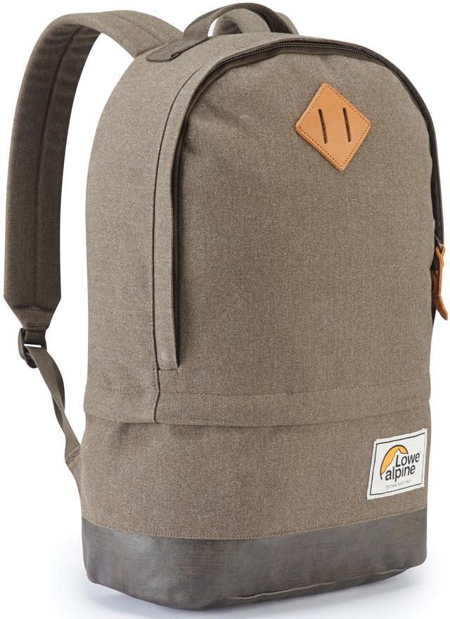 Рюкзак городской Lowe Alpine Guide 25, цвет: бежевый, серый, 25 л рюкзак helios городской 25 л tb1646 25l