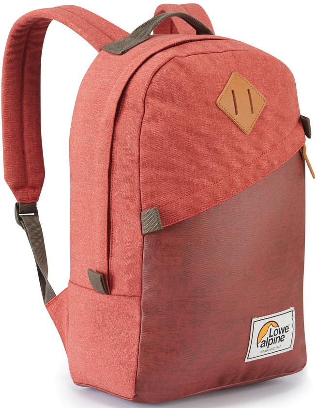 Рюкзак городской Lowe Alpine Adventurer 20, цвет: персиковый, 20 л cпальный мешок outwell cube double
