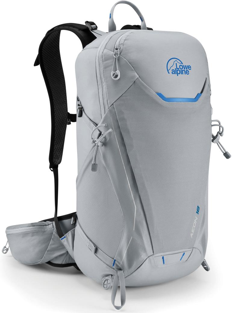 Рюкзак туристический Lowe Alpine Aeon 18 M-L, цвет: светло-серый, 18 л