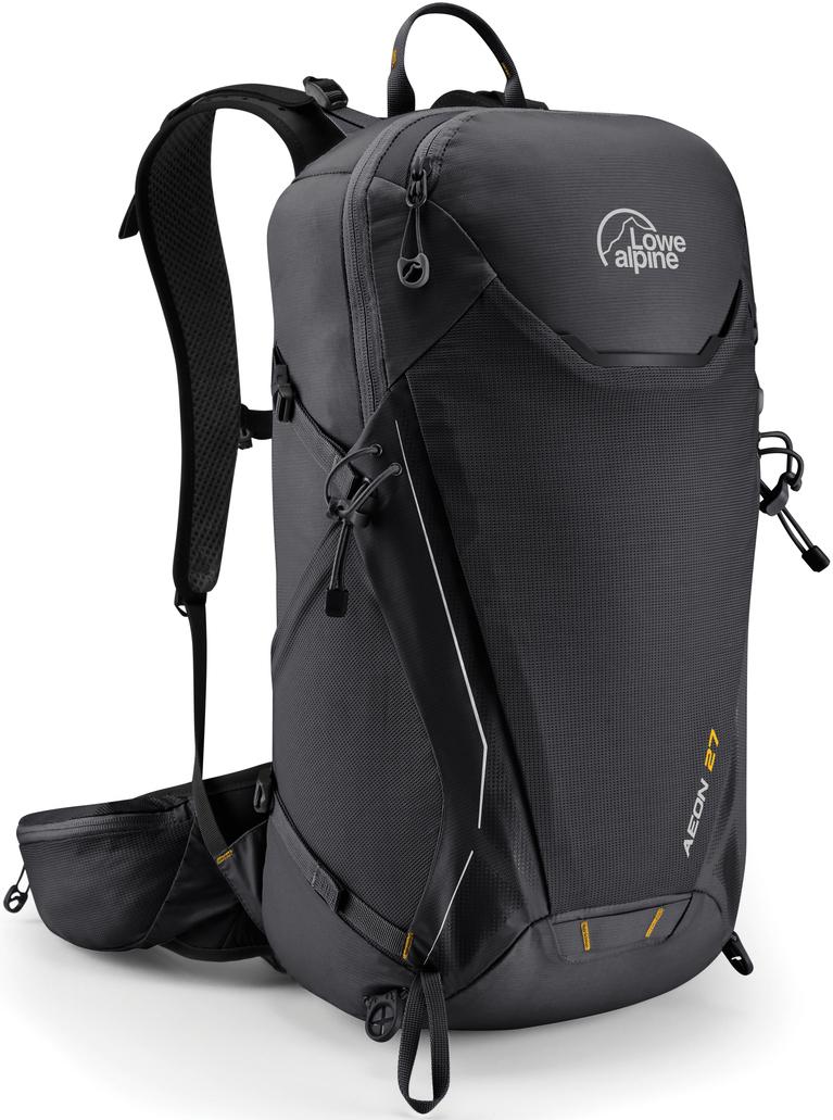 Рюкзак туристический Lowe Alpine Aeon 27 M-L, цвет: темно-серый, 27 л