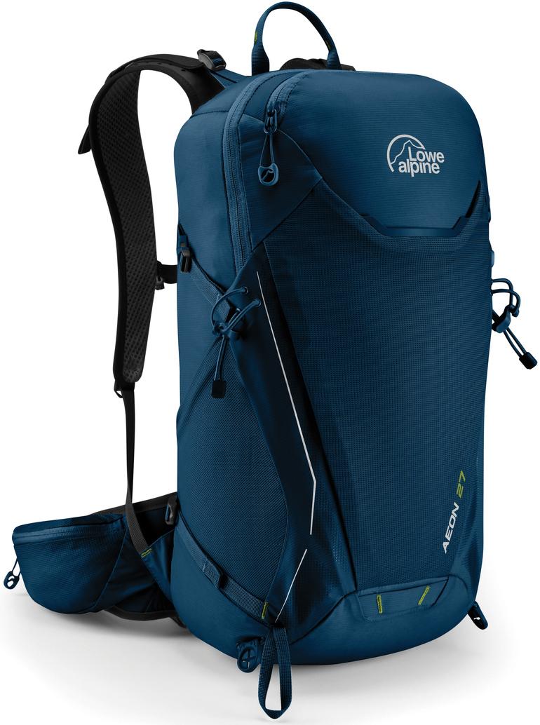 Рюкзак туристический Lowe Alpine Aeon 27 M-L, цвет: темно-синий, 27 л