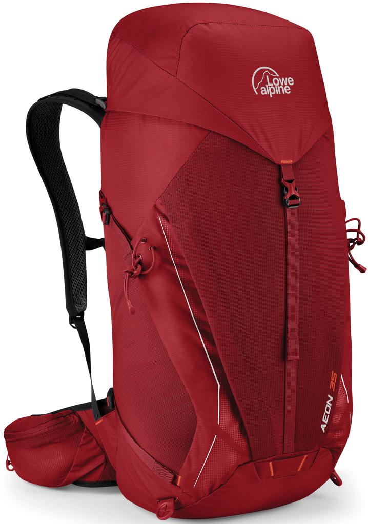 Рюкзак туристический Lowe Alpine Aeon 35 M-L, цвет: красный, 35 л