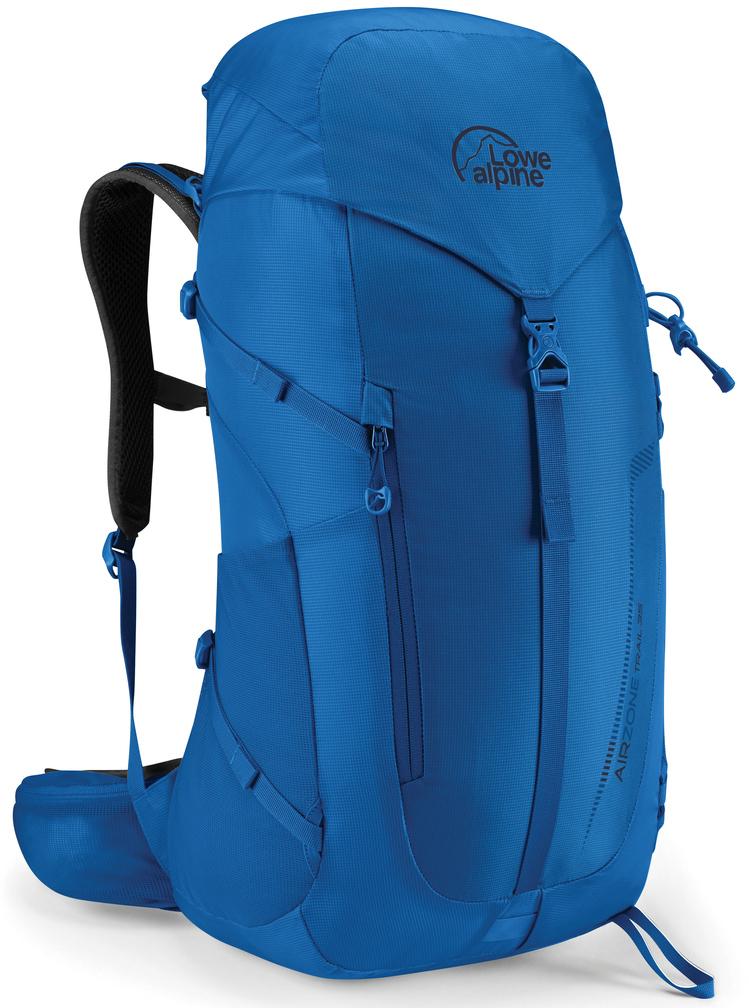 Рюкзак городской Lowe Alpine AirZone Trail 35 M, цвет: голубой, 35 л