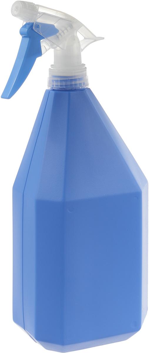 Опрыскиватель Idea Конус, цвет: синий, 1 л ковш idea цвет голубой 1 л