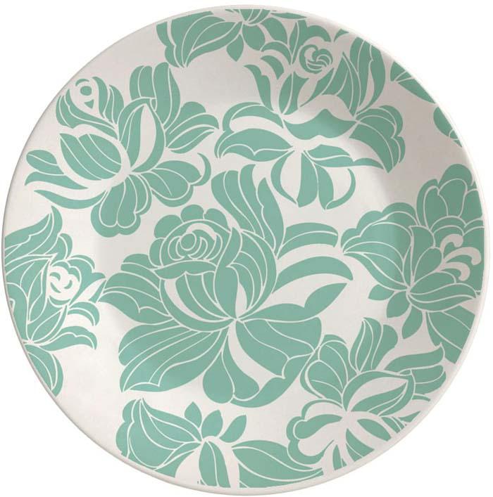 Десертная тарелка бразильского производства Biona, выполненная из высококачественной керамики, несомненно, станет украшением как праздничного стола, так и повседневной сервировки. Подходит для использования в посудомоечной машине и СВЧ печи.