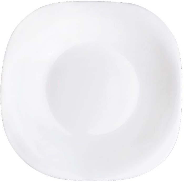 Тарелка обеденная от Vitropal выполнена из стеклокерамики, несомненно, станет украшением как праздничного стола, так и повседневной сервировки. Подходит для использования в посудомоечной машине и СВЧ печи.
