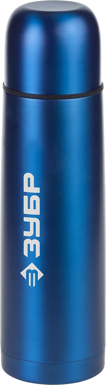 Термос ЗУБР предназначен для сохранения температуры находящихся внутри жидкостей. Пробка-клапан с резьбовым соединением препятствует потере тепла. Термос для удобства оснащен крышкой-чашкой. Объем: 500 мл. Металлическая колба.