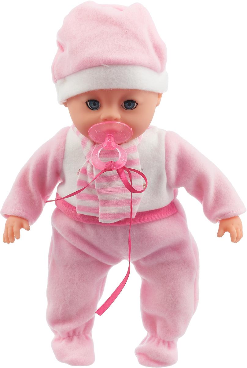 Lisa Jane Пупс цвет розовый 59470 цена